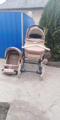 Детцкая коляска 1