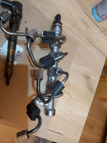 Listwa wtryskowa +przewody paliwa1.6 CDTI Opel Combo Fiat