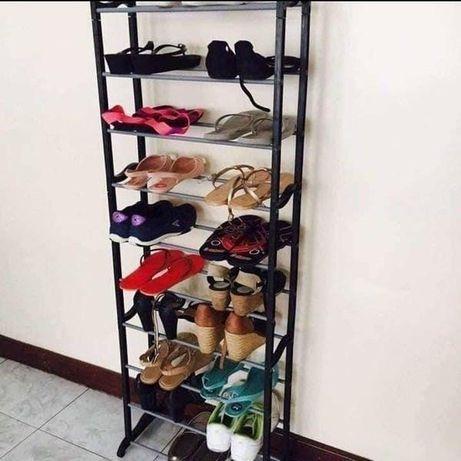 Полка для обуви на 30 пар