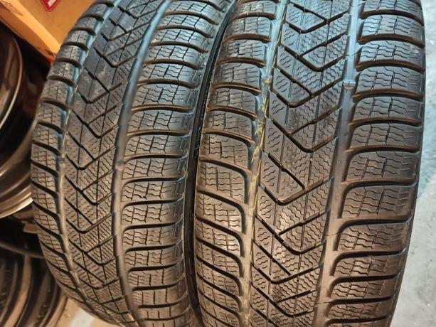 Зимняя резина ПАРА 245/45 R19 Pirelli Sottozero 3 Run Flat