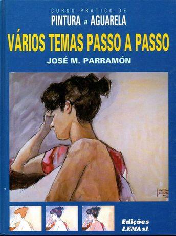 Livro - Curso Prático de Pintura e Aguarela