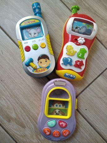 Телефоны детские.