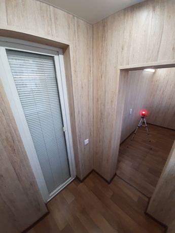 Внутренняя обшивка,отделка, балконов и лоджий пластиком