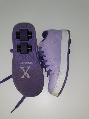 Roller Shoes and Heelys - buty z kółkami