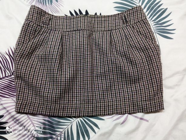 Spódniczka mini, rozm. 42, Reserved