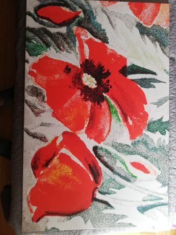 Obraz Maki 70x110 cm
