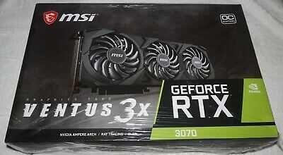 Nowy GeForce RTX 3070 MSI