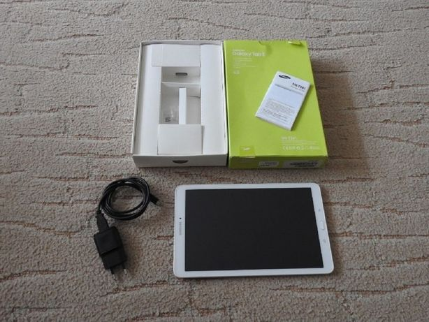 Samsung Tab E 9,6 SM-T561 SIM stan perfekcyjny komplet