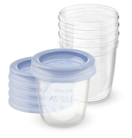 Контейнеры для хранения грудного молока Avent