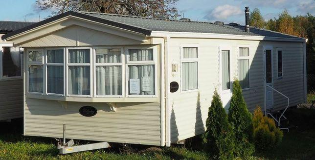 Całoroczny domek angielski holenderski WILLERBY GRANADA G795 Camplas