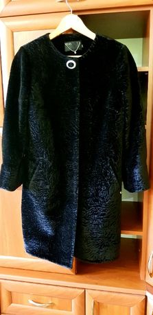 Зимнее пальто, шубка + ПОДАРОК