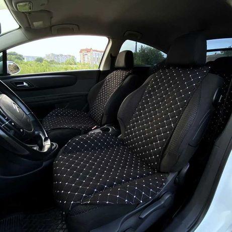 Чехлы накидки/накидки на сиденья авто, из эко-замши / Производитель.