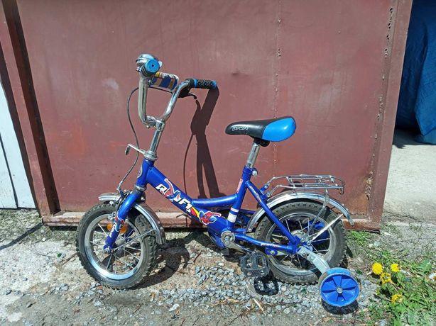 Детский велосипед 12