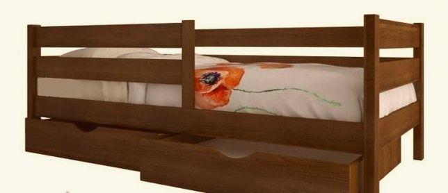 """Кровать односпальная детская """"Нота"""""""