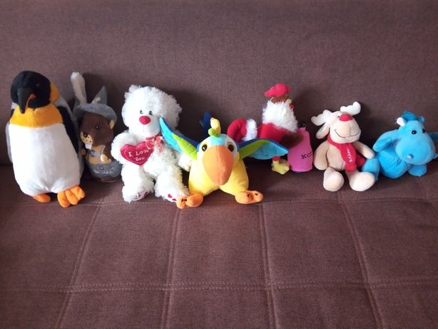 Мягкие игрушки цена за все игрушки