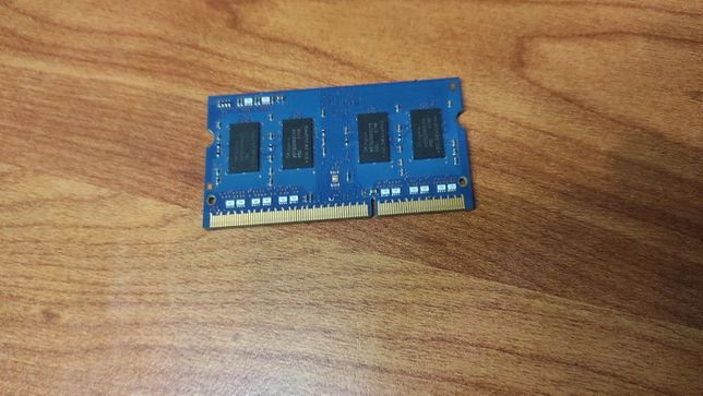 Оперативная память SODIMM DDR3 для ноутбука 1600 mhz