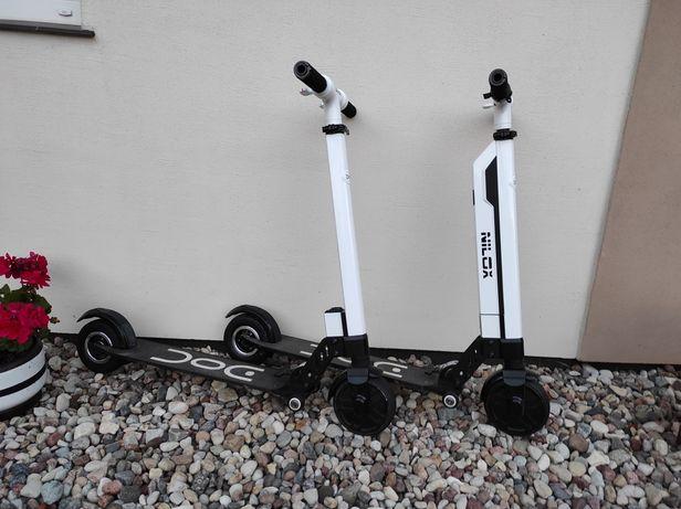 Zamienie za rower - Hulajnoga elektryczna Nilox DOC