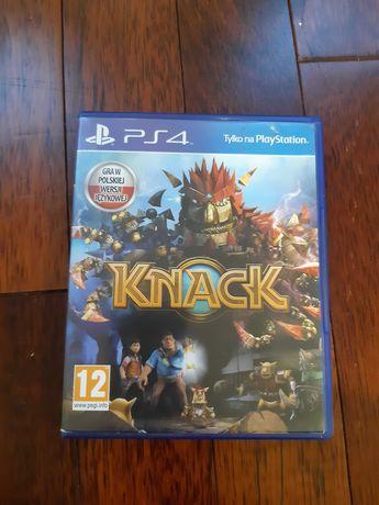 Gra KNACK na PS4