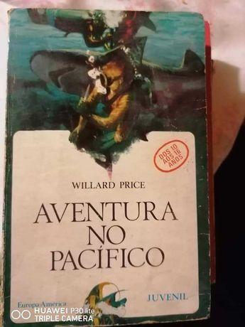 Livros aventuras