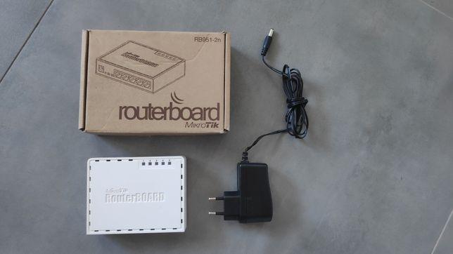 Router Mikrotik 951 2n wi-fi