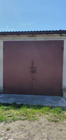 Garaż os. 35lecia Warka. Duży 18m2