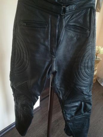 Кожаные брюки из Европы.