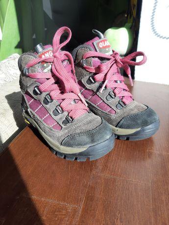 Ботинки Olang, ботиночки осень/весна vibram 16см