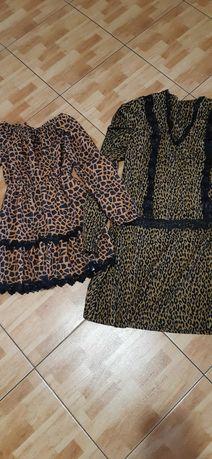 sukienki mama+córka 116 i S