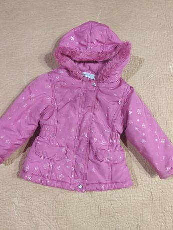 Курточка 1,5-2 года,зимняя