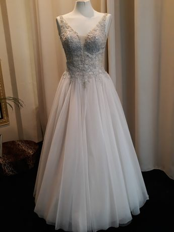 Suknia Ślubna-mega okazja
