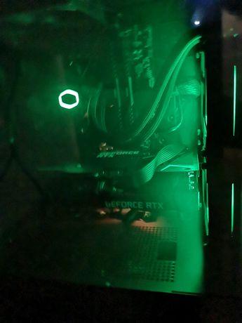 MEGA PC GAMER placa gráfica MSI 3070ti