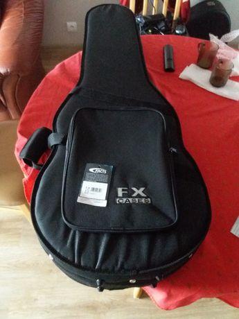 Case, kejs, futerał Gig Bag do gitary Les Paul, Gibson, Burny, Orville
