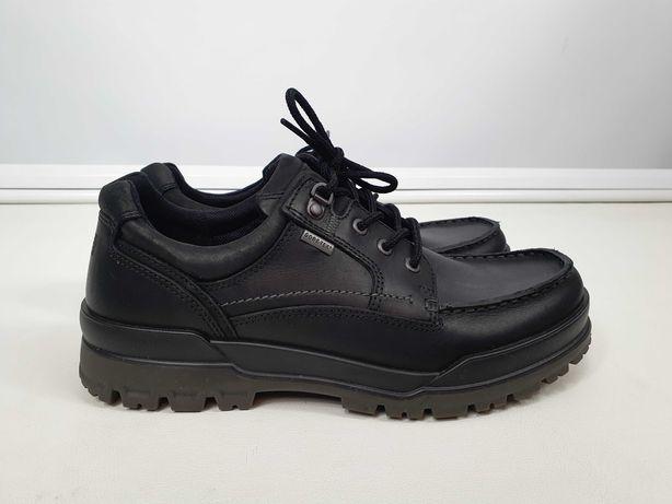 Ecco track goretex buty męskie skorzane 43 jak nowe