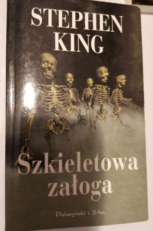 Stephen King książka sensacyjna zbiór Szkieletowa załoga