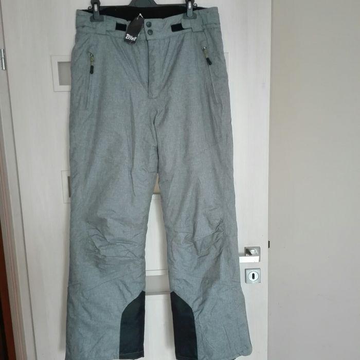 Spodnie narciarskie męskie roz 50 Skrzyszów - image 1