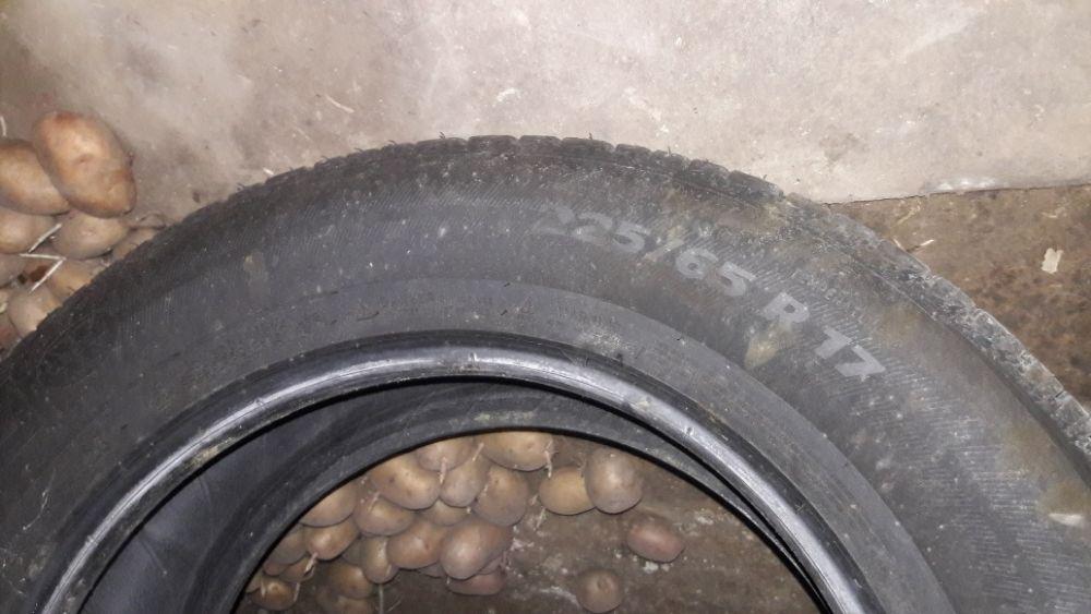 Резина летняя Michelin 225\65 R17 Кривой Рог - изображение 1