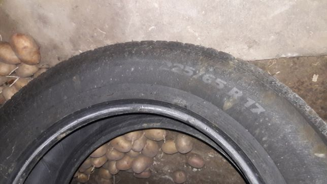 Резина летняя Michelin 225\65 R17