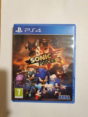 Gra Sonic Forces PS4 Playstation