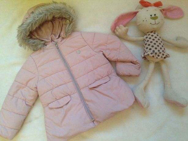 Куртка Zara для дівчинки