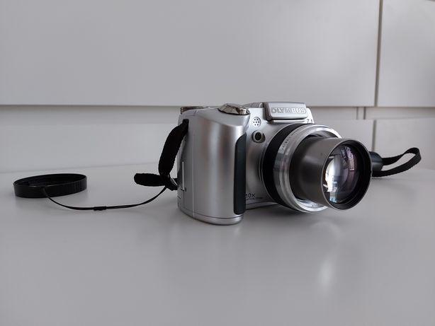 Olympus SP-510  Zoom optyczny x10