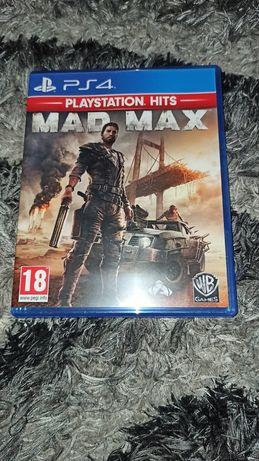 Mad Max ps 4 możliwość zamiany