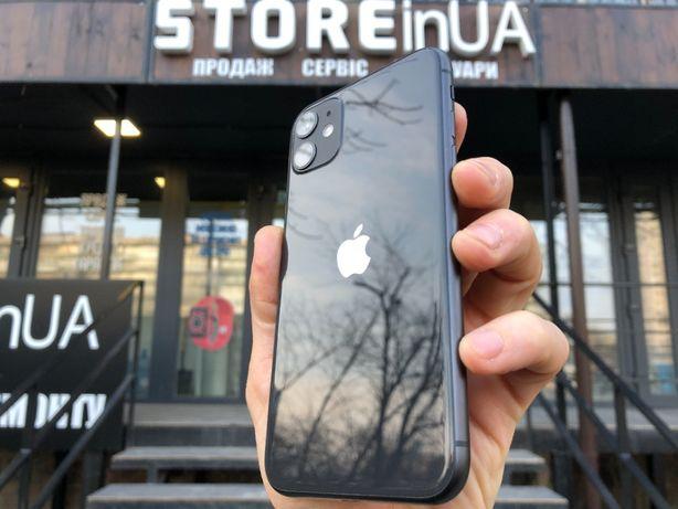 Идеал iPhone 11 64GB Black. Гарантия от магазина 3 мес! Рассрочка