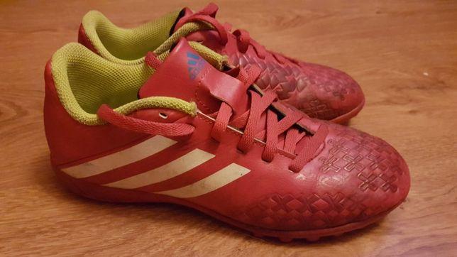 Korki dziewczęce Adidas Predito LZTurfy-do piłki nożnej na Orlik-r35,5