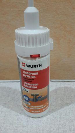 Фиксатор резьбы, стопорный герметик Вюрт wurth