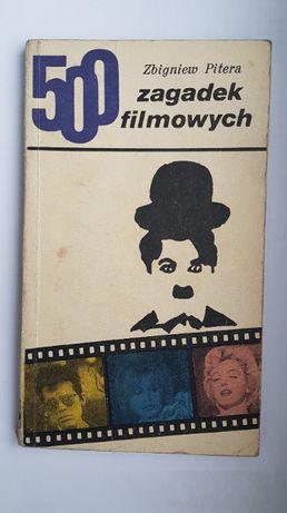 500 zagadek filmowych - Zbigniew Pitera