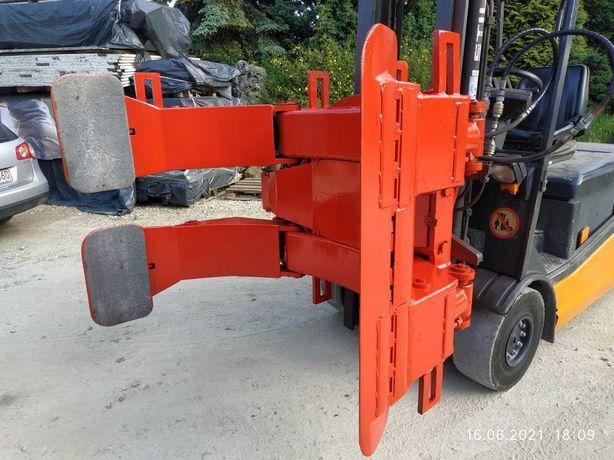 Chwytak Hydrauliczny DO BEL BELI ROLEK PAPIERU recykling 4500kg AURAMO
