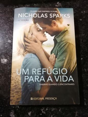 Um refugio para a vida Nicholas Spark