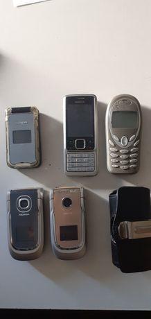Телефоны нокиа и сименс + чехол