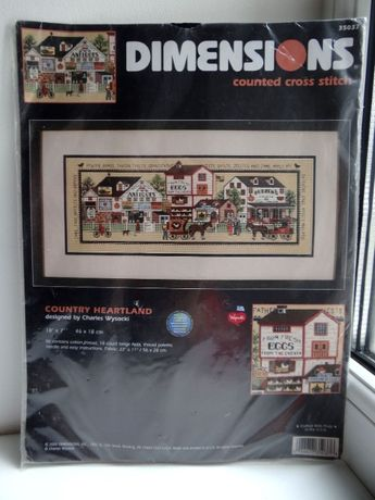 Продам раритетный набор для вышивания, вышивки Dimensions СКИДКА!