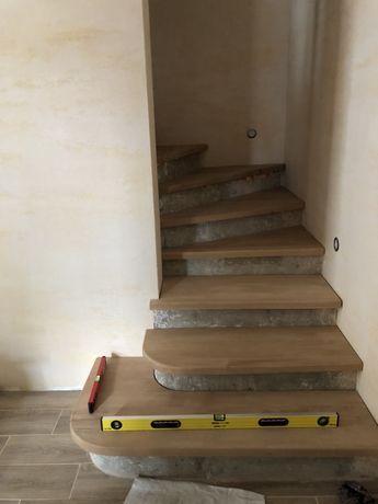 Лестницы с дерева